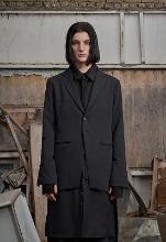 darkness-005 two button jacket